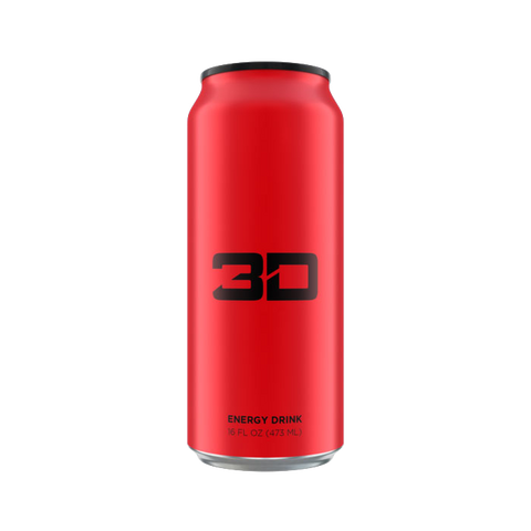 3D Energy Drink by Christian Guzman