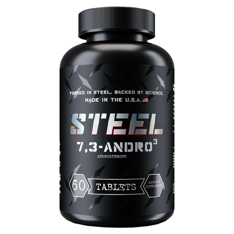 Steel Supplements 7, 3-Andro