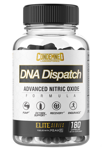 Condemned Labz DNA Dispatch 180 Capsules