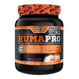 ALR Industries HumaPro Powder Apple Cider 90 Servings