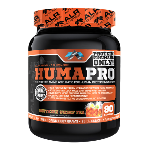 ALR Industries HumaPro Powder Southern Sweet Tea 90 Servings