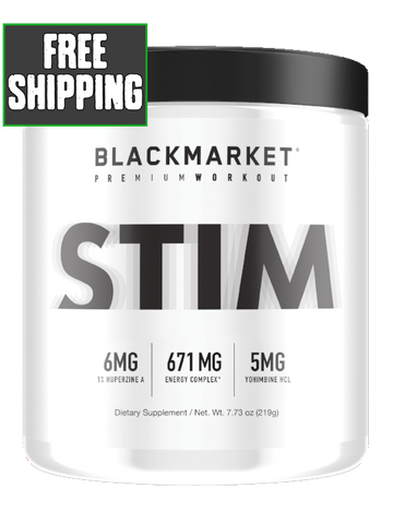 blackmarket labs stim pre workout free shipping