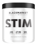 BlackMarket Labs Stim 30 Servings