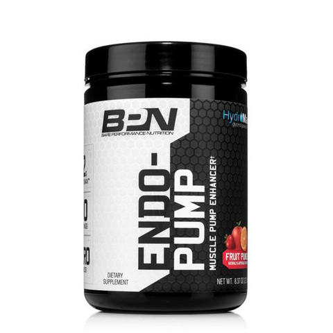 Bare Performance Nutrition (BPN) Endo Pump Fruit Punch 30 Servings