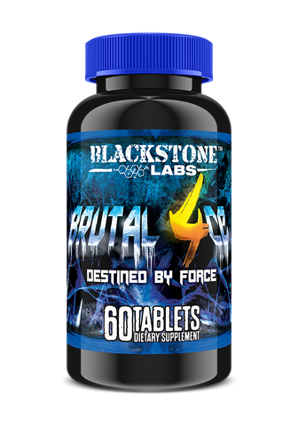 Blackstone Labs Brutal 4ce 60 Tablets