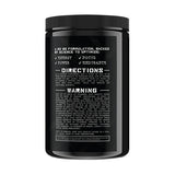 Steel Supplements Charged-AF Directions and Warnings