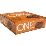One 1 Brands One Bar Chocolate Brownie