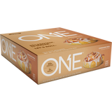 One 1 Brands One Bar Cinnamon Roll