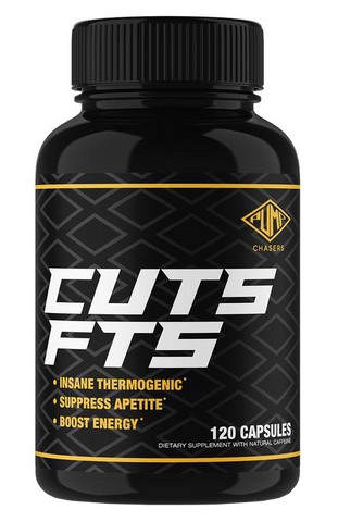 Pump Chasers Cuts FTS 120 Capsules