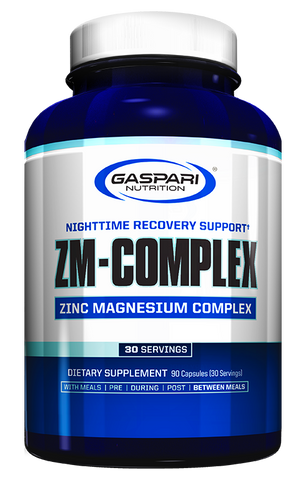Gaspari Nutrition ZM-Complex 30 Servings