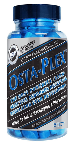 Hi-Tech Pharmaceuticals Osta-Plex 60 Tablets