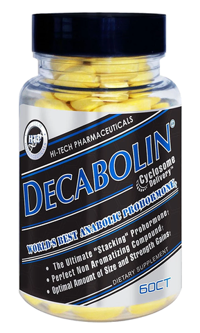 Hi-Tech Pharmaceuticals Decabolin