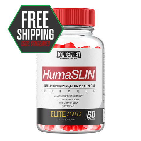 Condemned Labz HumaSLIN Ships Free