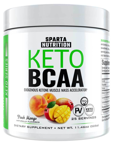 Sparta Nutrition Keto BCAA 25 Servings