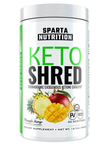 Sparta Nutrition Keto Shred 40 Servings