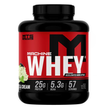 MTS Nutrition Machine Whey 5 Pounds Gourmet Mint Cookies and Cream
