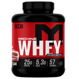 MTS Nutrition Machine Whey 5 Pounds Creamy Red Velvet Cake