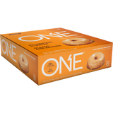 One 1 Brands One Bar Maple Glazed Doughnut