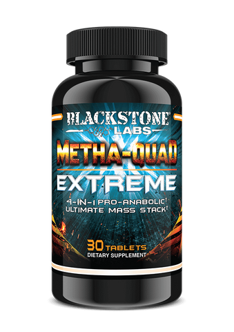 Blackstone Labs Metha-Quad Extreme 30 Tablets