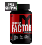 MTS nutrition drop factor free shipping