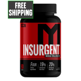MTS nutrition insurgent free shipping
