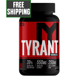 MTS Nutrition Tyrant Free Shipping