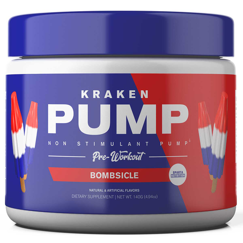 Sparta Nutrition Kraken Pump Bombsicle 40 Servings