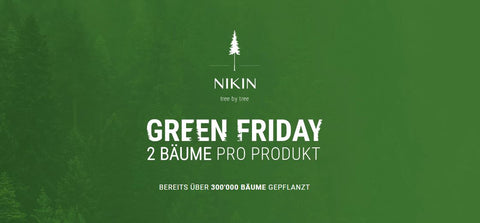 Green Friday bei NIKIN