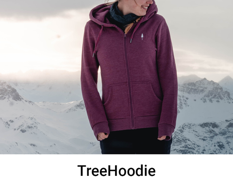 TreeHoodies Collection
