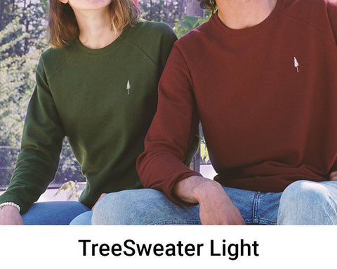 TreeSweater Light Collection