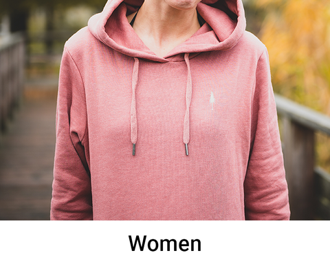 TreeHoodies Women