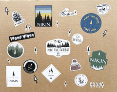 NIKIN Stickers