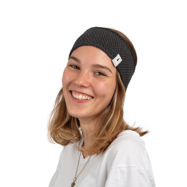 Headband Recycled Knitted - NIKIN