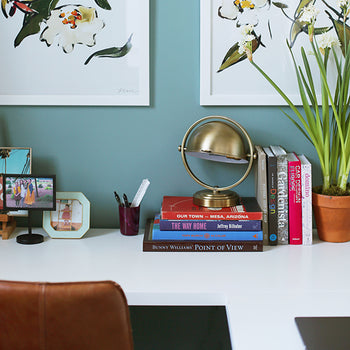 IN THE MOMENT: OFFICE MAKEOVER