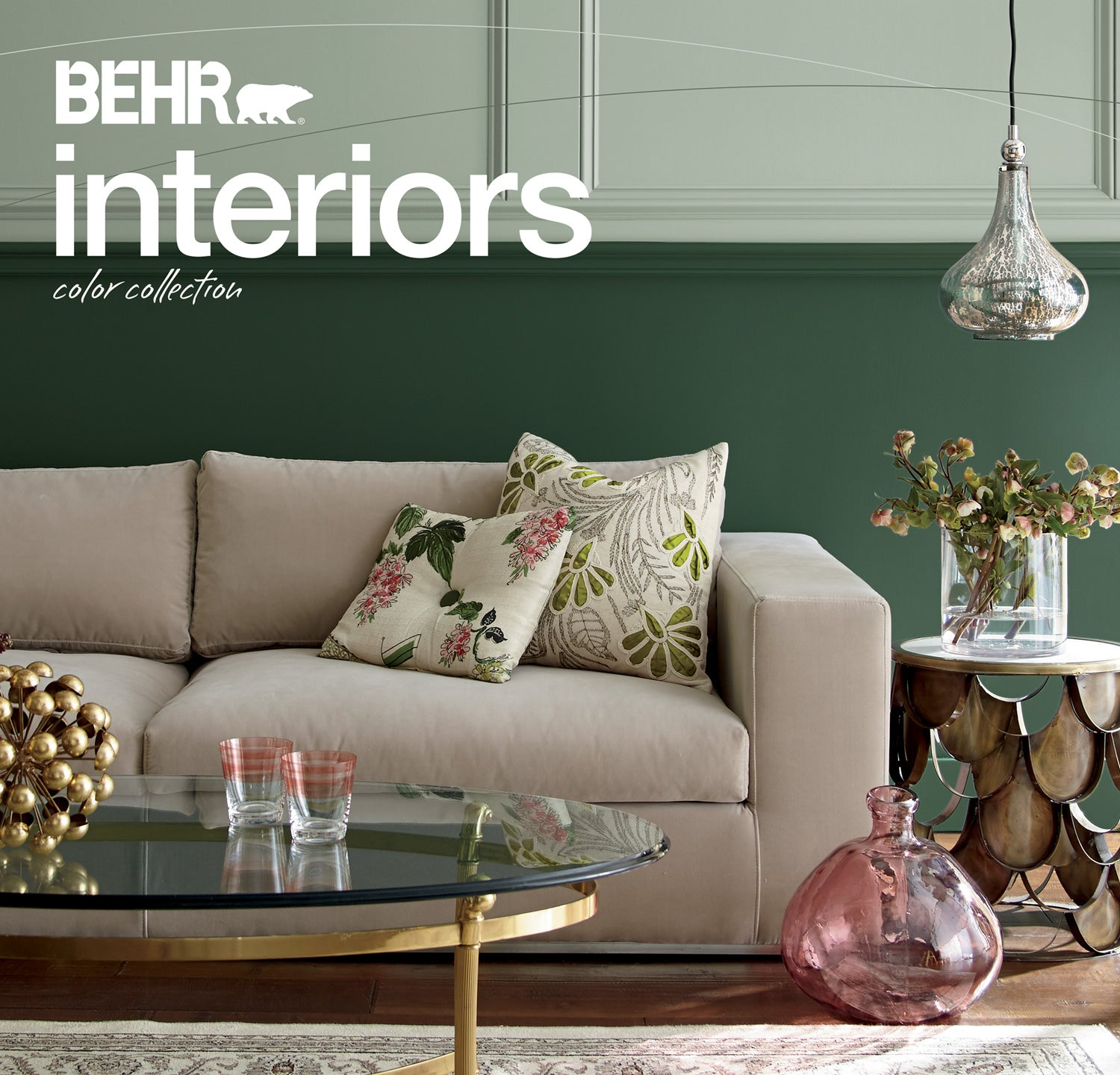 BEHR Interior Color Collection Brochure