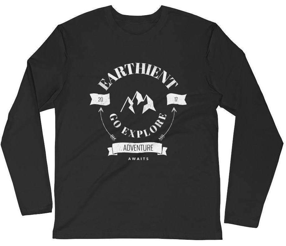 Adventure Awaits Women's Long Sleeve Tee