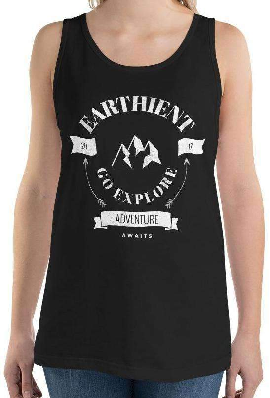 Adventure Awaits Women's Tank Top