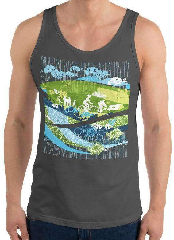 All Connected Men's Tank Top