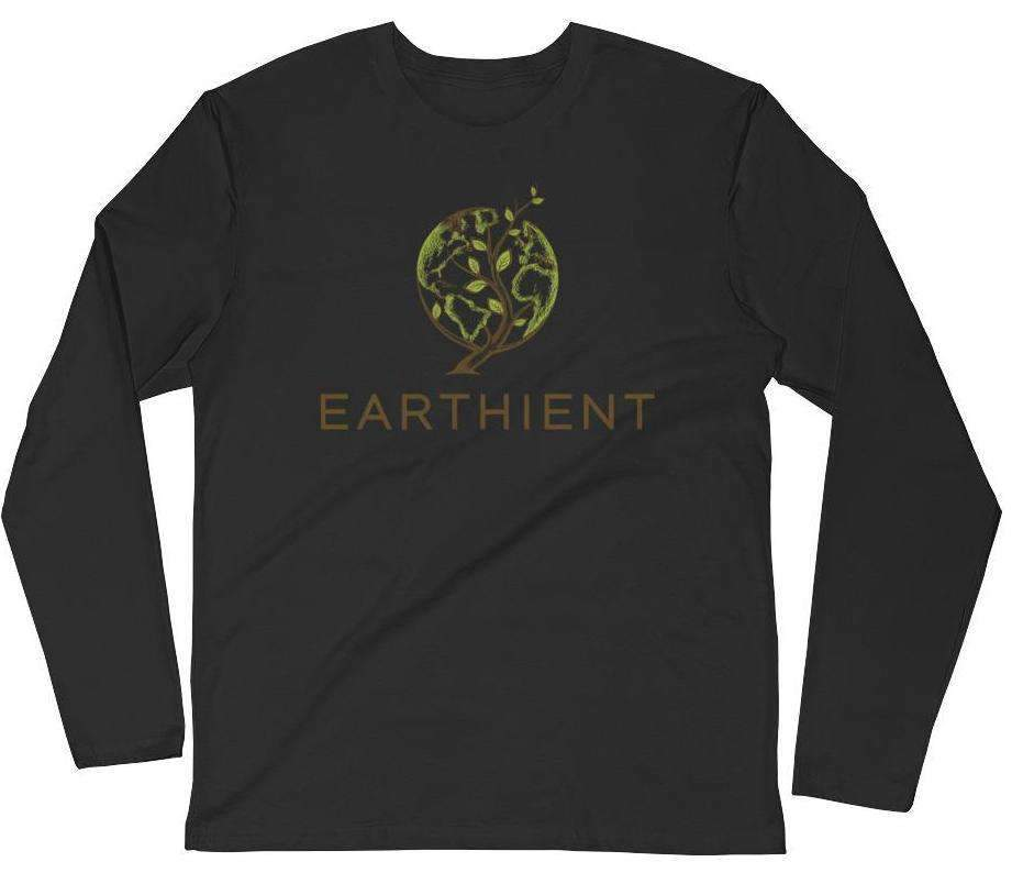 Earthient Women's Long Sleeve Tee