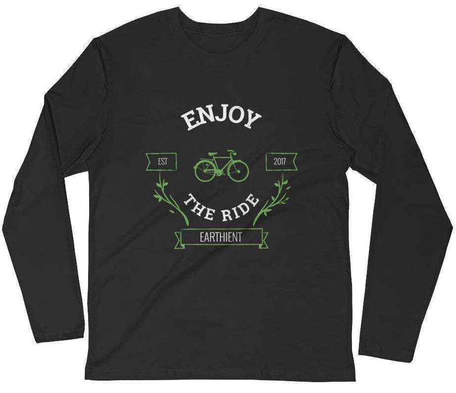 Enjoy The Ride Women's Long Sleeve Tee