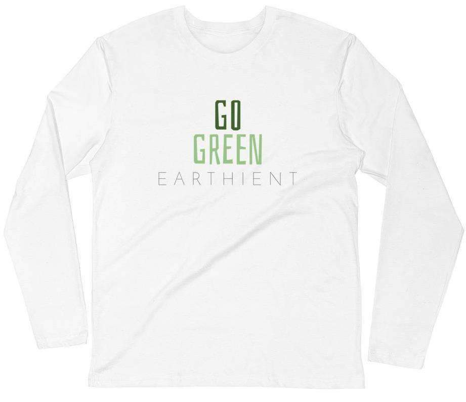 Go Green Women's Long Sleeve Tee