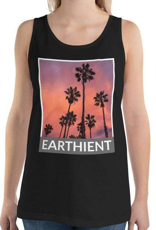 Palm Trees Women's Tank Top