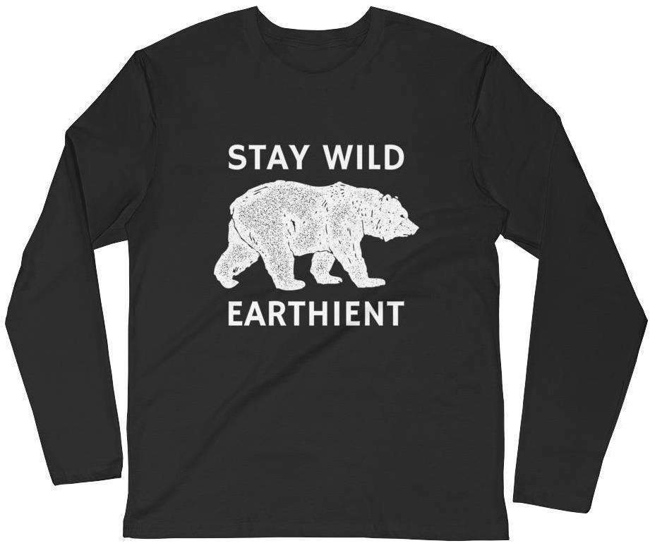 Stay Wild Women's Long Sleeve Tee