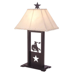 8 Seconds Rodeo Table Lamp