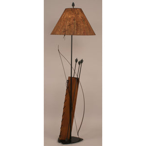 Bow & Arrow Quiver Floor Lamp