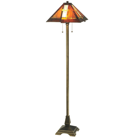 Montana Mission Floor Lamp