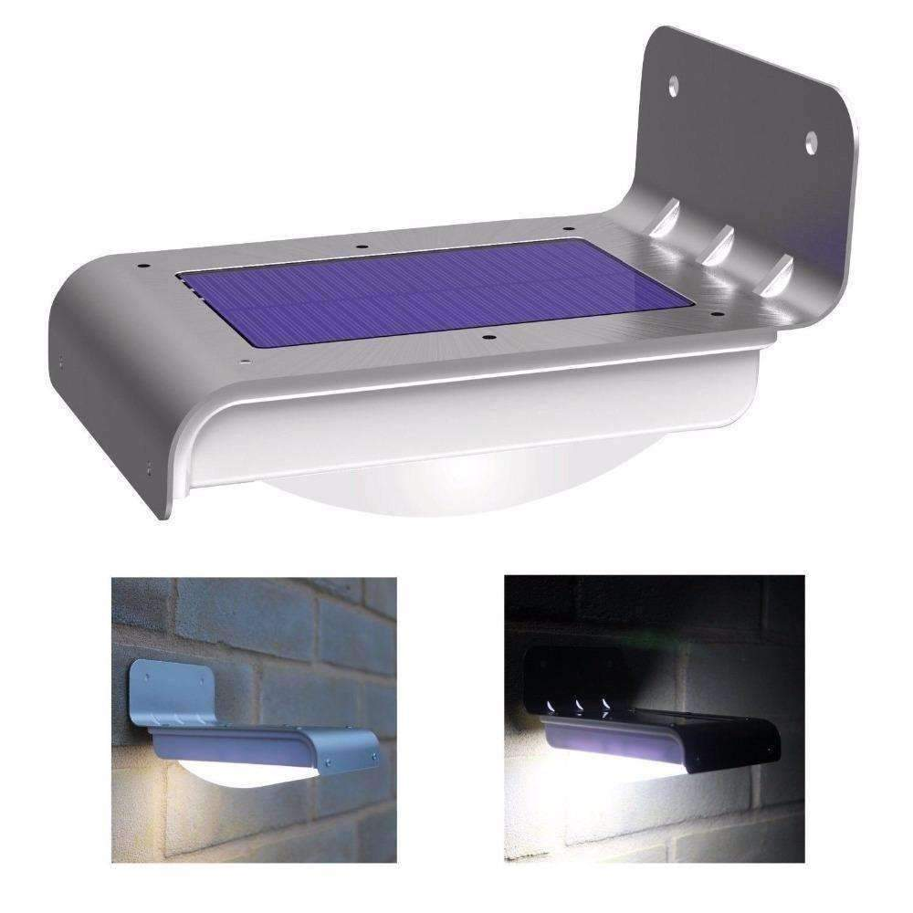 Solar outdoor light panel 16 led motion sensor led lamp energy solar outdoor light panel 16 led motion sensor lamp energy saving wall security lights for garden mozeypictures Image collections