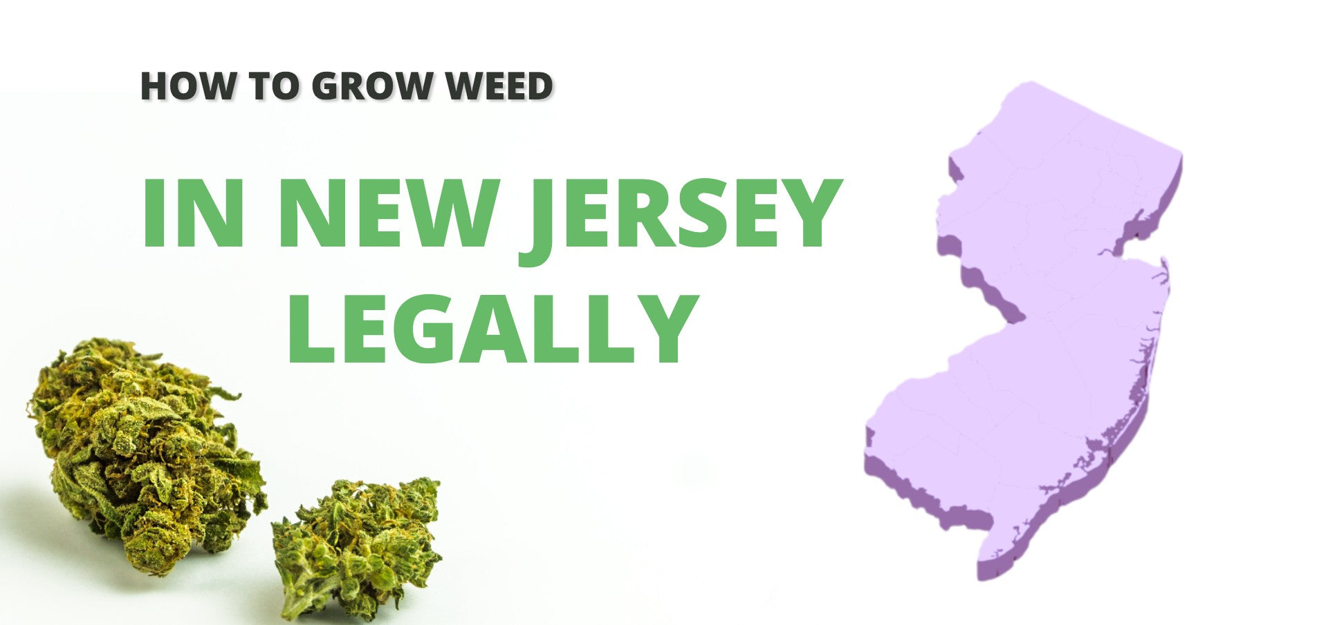 Grow weed legally in New jersey