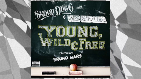 "Wiz Khalifa and Snoop Dogg feat, Bruno Mars - ""Young, Wild & Free"""