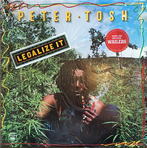 Peter Tosh album cover
